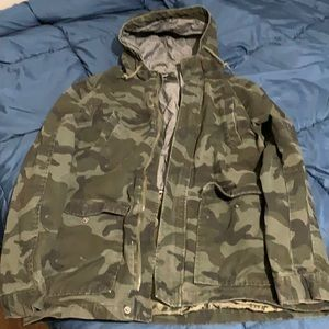 Men's Primark Large camo jacket
